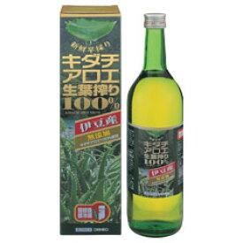 オリヒロ キダチアロエ生葉搾り100%:1本に1kg相当のキダチアロエ! 同梱区分J