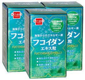 フコイダン粒(3本セット) 健康フーズ / サプリメント 同梱区分J