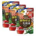 (メール便・送料無料) オリヒロ 植物酵素カプセル(3袋セット)
