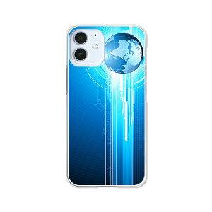 iPhone12mini ケース/カバー 【The earth クリアケース素材】APPLE iphone12miniケース iPhone12miniカバー アイフォン12ミニ ケース 携帯ケース 携帯カバー