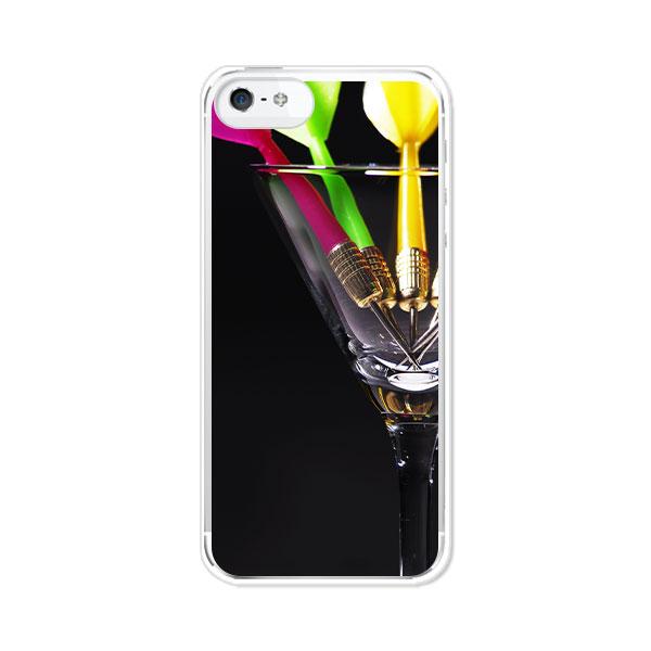 送料無料 iPhone SE iPhone5S iPhone5 アイフォン5 ケース/カバー 【Darts 無地ケース】iPhone 5 アイフォーン au softbank Apple iphonese