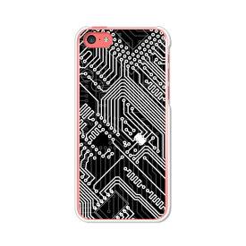送料無料 iPhone5C アイフォン5C ケース/カバー 【CPU クリアケース素材】iPhone5C専用 クリアハードケース ジャケット