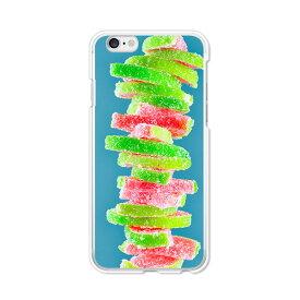 60e8740687 ネコポス送料無料 iphone6s ケース / iphone6 ケース 共通 カバー 【積み上がるお菓子】