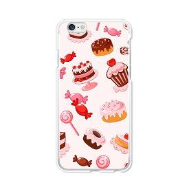 0bffd0de50 ネコポス送料無料 iphone6s ケース / iphone6 ケース 共通 カバー 【スィーツ】 アイフォンスマートフォンカバー