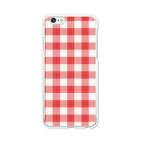 ecc3aaf010 送料無料 iPhone6 Plus / iPhone6s Plus 5.5インチ ケース/カバー 【ワッフルチェック クリア