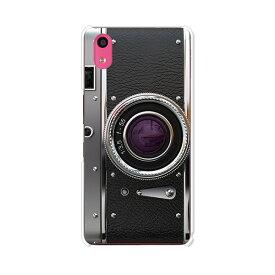 Qua phone QZ KYV44 / DIGNO A KYV44SKU / おてがるスマホ01 KYV44SFU 共通 ケース/カバー 【レトロCamera クリアケース素材】Quaphone カバー DIGNOA KYV44_u お手軽スマホ01 KYV44_u2 au UQモバイル