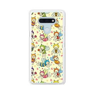 LG style3 L-41A ケース/カバー 【BeeZ クリアケース素材】l41a スマホケース LGスタイル3L41A ドコモ lgstyle3l41aケース 携帯カバー 携帯ケース
