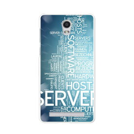 FREETEL Priori3S LTE ケース/カバー 【SERVER クリアケース素材】フリーテル プリオリ3S ジャケット FTJ152B-Priori3S LTE