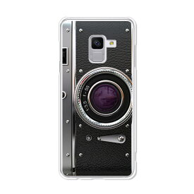 Galaxy Feel2 SC-02L ケース/カバー 【レトロCamera クリアケース素材】Galaxy Feel2 カバー ギャラクシー フィール2 SC02L docomo ドコモ