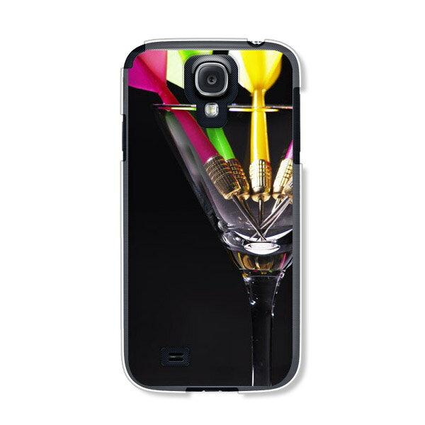 送料無料 Galaxy S4 SC-04E カバー/ケース シリコンよりもTPUカバー☆ ギャラクシー S4【Darts ソフトな保護感のTPUカバー】ギャラクシー sc04e スマートフォンカバー・ケース
