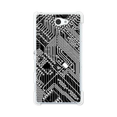XPERIAZL2SOL25ケース/カバー【CPUクリアケース素材】エクスペリアsol25ジャケットAQUOSPHONE
