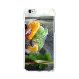 42770fc713 ネコポス送料無料 iphone6s ケース / iphone6 ケース 共通 カバー 【ひんやり夏アイス】 アイフォン