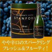 スタンフォード・ブリュット・ガヴァナーズ・キュヴェ・ワイベル・カリフォルニア・白ワイン・泡・スパークリング