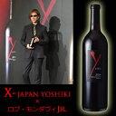 ワイ・バイ・ヨシキ・カベルネ・ソーヴィニヨン・カリフォルニア [2016] X-JAPAN YOSHIKI & ロブ・モンダヴィJr.y by …
