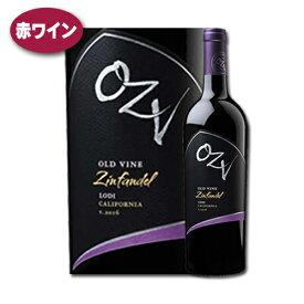 ワイン 赤 オールド ヴァイン ジンファンデル ローダイ 2018 オー ジー ヴィー アメリカ カリフォルニア