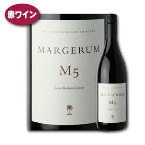 ワイン 赤 エム ファイヴ M5 サンタ バーバラ カウンティ 2018 マージュラムアメリカ カリフォルニア グルナッシュ