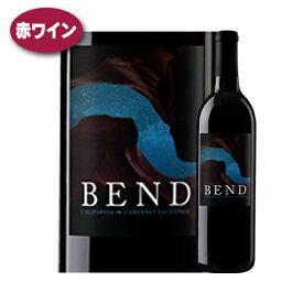 ワイン 赤 カベルネ ソーヴィニヨン カリフォルニア 2018 ベンド アメリカ