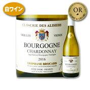 ブルゴーニュ・シャルドネ・ヴィエーユ・ヴィニュ・クロズリー・デ・アリズィエ・フランス・白ワイン