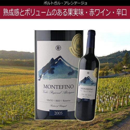 モンテフィーノ・レッド・レゼルヴァ [2007] モンテ・ダ・ペーニャポルトガルワイン 赤ワイン [erabell]