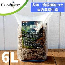 多肉植物 土 培養土 サボテン コーデックス 塊根 アガベ ガガイモ エケベリア 観葉植物 植え替え 賢者の土