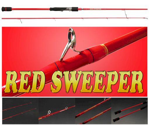 レッドスウィーパー鯛ラバモデル(ベイトモデル)RED SWEEPERRSB-652M<ゼニス/ZENITH>