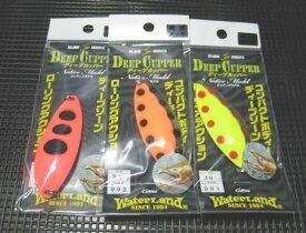 ディープカッパー サーモン スプーン 25g DEEP CUPPER Salmon SPOON 25g <ウォーターランド・WaterLand>