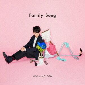星野源/Family Song《通常盤》 【CD】