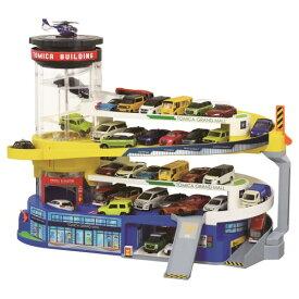 ダブルアクショントミカビル(50周年記念特別仕様)おもちゃ こども 子供 男の子 ミニカー 車 くるま