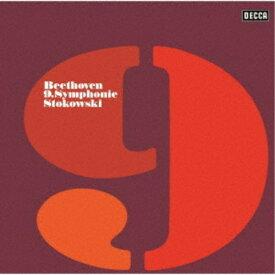 レオポルド・ストコフスキー/ベートーヴェン:交響曲第9番≪合唱≫ ≪エグモント≫序曲 【CD】