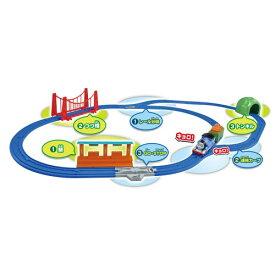 あちこちキョロキョロ! おしゃべりトーマスとボクのソドー島セットおもちゃ こども 子供 男の子 電車 3歳 きかんしゃトーマス