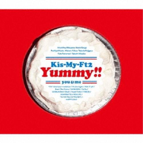 Kis-My-Ft2/Yummy!!《初回盤A》 (初回限定) 【CD+DVD】