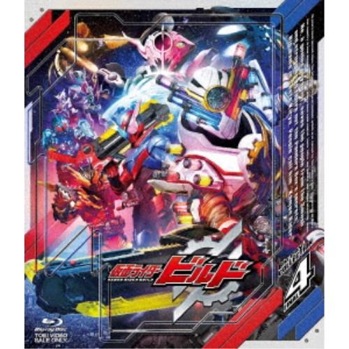 【送料無料】仮面ライダービルド Blu-ray COLLECTION 4 【Blu-ray】