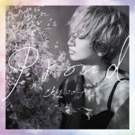 Ms.OOJA/PROUD《通常盤》 【CD】