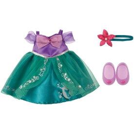 ずっとぎゅっと レミン&ソラン アリエル ドレスセット -トータルスタイルーおもちゃ こども 子供 女の子 人形遊び 洋服 3歳 リトルマーメイド(アリエル)