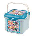 ラッピング対応可◆アクアビーズ AQ-S63 5000ビーズバケツセット クリスマスプレゼント おもちゃ こども 子供 女の子 …