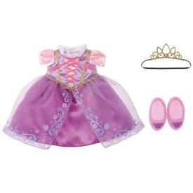 ずっとぎゅっと レミン&ソラン ラプンツェル ドレスセット -トータルスタイルーおもちゃ こども 子供 女の子 人形遊び 洋服 3歳 塔の上のラプンツェル