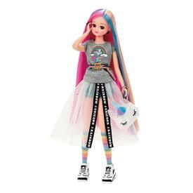 リカちゃん #Licca #レインボーユニコーンおもちゃ こども 子供 女の子 人形遊び 洋服 3歳