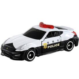 トミカ 61 日産 フェアレディZ NISMO パトロ-ルカー(BP) おもちゃ こども 子供 男の子 ミニカー 車 くるま 3歳
