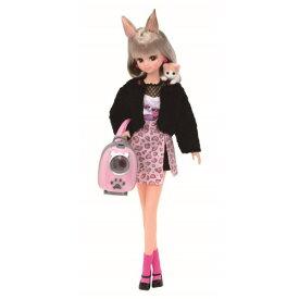 リカちゃん #Licca #エモキャットおもちゃ こども 子供 女の子 人形遊び 洋服 3歳