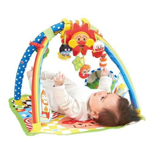 【送料無料】ベビラボ アンパンマン 〜脳を育む〜全身で!すくすくあそびDX おもちゃ こども 子供 知育 勉強 ベビー 0歳