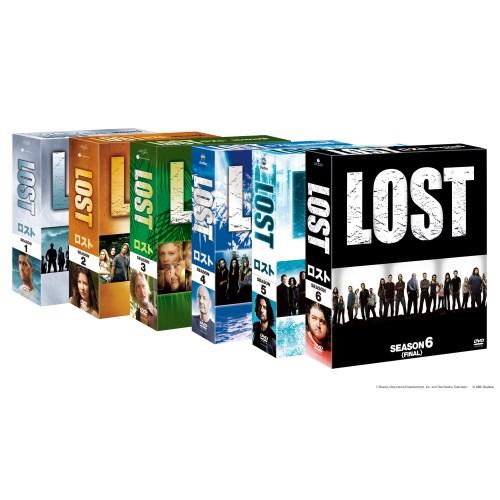 【送料無料】LOST コンパクトBOX 全巻セット (シーズン1-6) (初回限定) 【DVD】