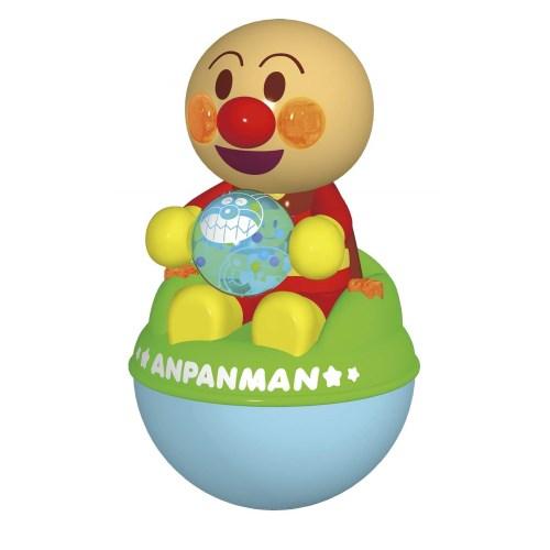 【送料無料】アンパンマン おててあそびで成長!3モードのくるピカローリー おもちゃ こども 子供 知育 勉強 ベビー 0歳