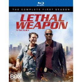 リーサル・ウェポン<ファースト・シーズン>ブルーレイ コンプリート・ボックス 【Blu-ray】