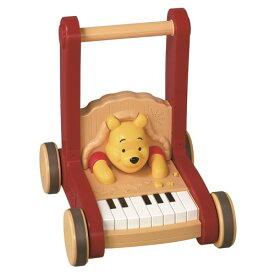 おしりふりふりウォーカーピアノ / くまのプーさんおもちゃ こども 子供 知育 勉強 0歳80ヶ月