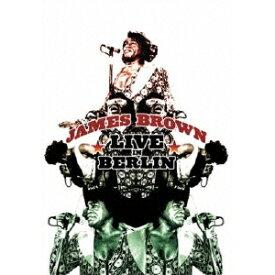 ジェイムス・ブラウン/ライヴ・イン・ベルリン 【DVD】