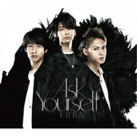 KAT-TUN/Ask Yourself《通常盤》 【CD】