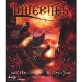 LOVEBITES/ドーターズ・オブ・ザ・ドーン〜ライヴ・イン・トーキョー2019 【Blu-ray】