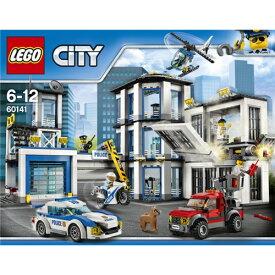 【送料無料】LEGO 60141 シティ ポリスステーション おもちゃ こども 子供 レゴ ブロック 6歳