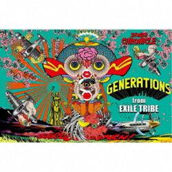 GENERATIONSfromEXILETRIBE/SHONENCHRONICLE(初回限定)【CD+DVD】