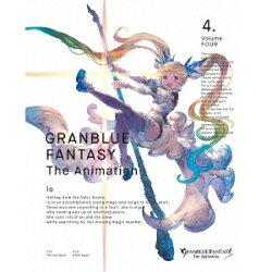 GRANBLUEFANTASYTheAnimation4《完全生産限定版》(初回限定)【DVD】